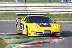 #12 AT Racing Corvette C5R: Alexander Talkanitsa, Wolfgang Kaufmann