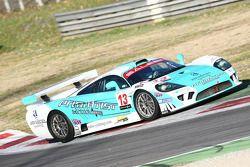 #13 Rbimmo/B-Racing Team Saleen SR7: Dieter Svepes, Sean Edwards, Norbert Walchoffer