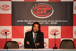 Press conference: Stéphane Ratel