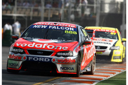 Craig Lowndes (TeamVodafone Ford Falcons BF)