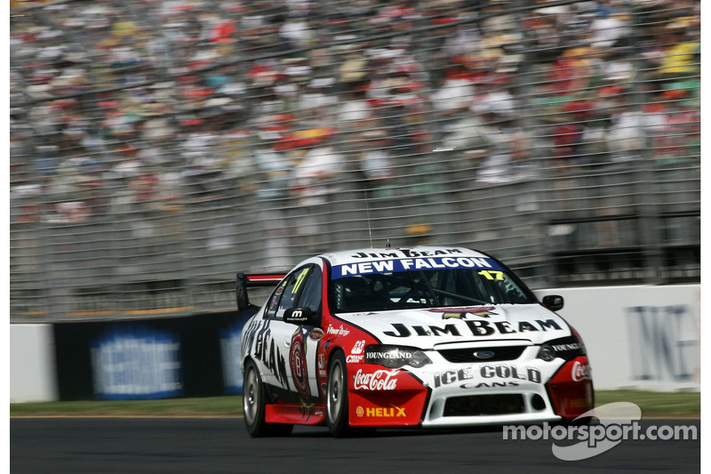 Steve Johnson (Jim Beam Racing Ford Falcon BF)
