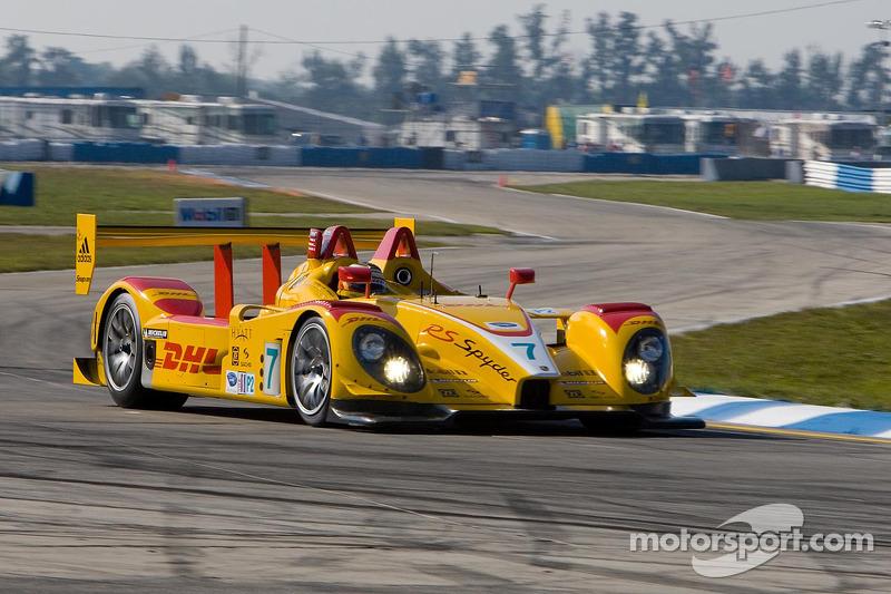 2008: #7 Penske Racing, Porsche RS Spyder