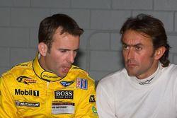 Romain Dumas and Oliver Beretta