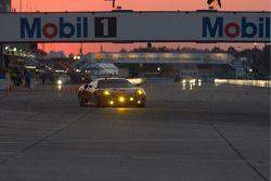 #62 Risi Competizione Ferrari F430 GT: Mika Salo, Jaime Melo, Gianmaria Bruni