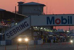 Sunset on Sebring