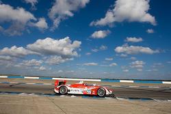 Horag Racing Porsche RS Spyder : Fredy Lienhard, Didier Theys, Jan Lammers