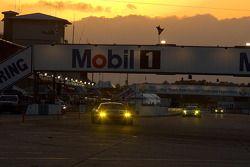#008 Bell Motorsports Aston Martin DBR 9: Terry Borcheller, Chapman Ducote, Antonio Garcia