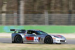 #17 MM-Racing Corvette Z06R: Martin Matzke, Jiri Skula