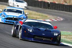 Matech GT Racing Ford GT : Martin Bartek, Thomas Mutsch, Xandi Negrao, Gilles Vannelet, Ian Khan, Jurgen von Gartzen, Dino Lunardi