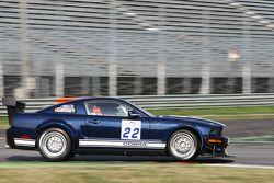 Matech Mustang Racing Ford Mustang FR500 : Éric de Doncker, Scott Maxwell, Thomas Mutsch