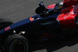 Sebastian Vettel, Scuderia Toro Rosso, STR02