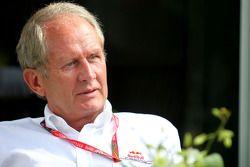 Helmut Marko, Red Bull Racing, conseiller Red Bull