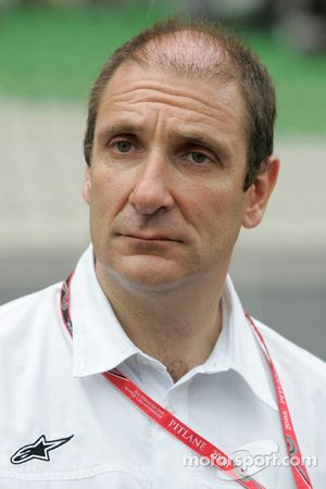 GP2 Organiser Bruno Michel