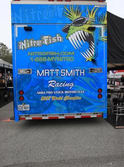 Matt Smith hauler