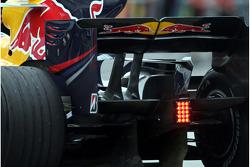 arka kanat, RB4, Mark Webber, Red Bull Racing
