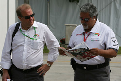 Vijay Mallya, Force India F1 Team, Takım Sahibi ve Kingfisher CEO