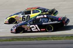 Carl Edwards and Stephen Leicht