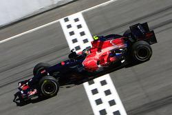 Sebastian Vettel, Scuderia Toro Rosso STR2B