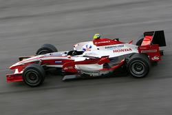 Энтони Дэвидсон (Super Aguri F1 Team)