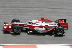 Takuma Sato (Super Aguri F1 Team)
