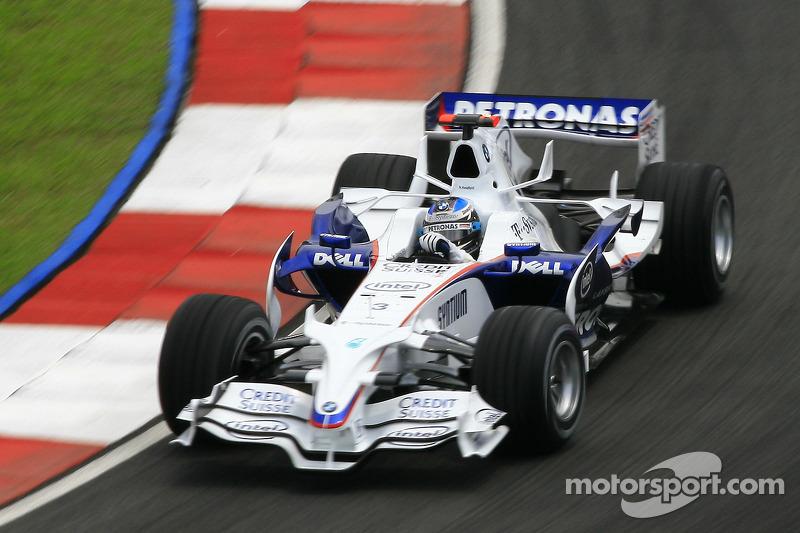 2. Nick Heidfeld (183 Grandes Premios)