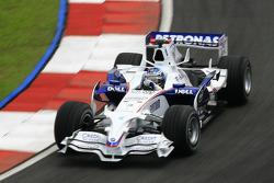 Ник Хайдфелд (BMW Sauber F1 Team)