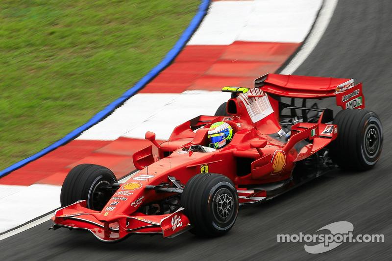 Felipe Massa (Scuderia Ferrari Marlboro)