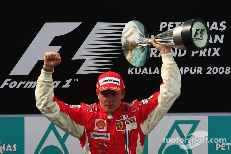 #16 GP de Malasia 2008