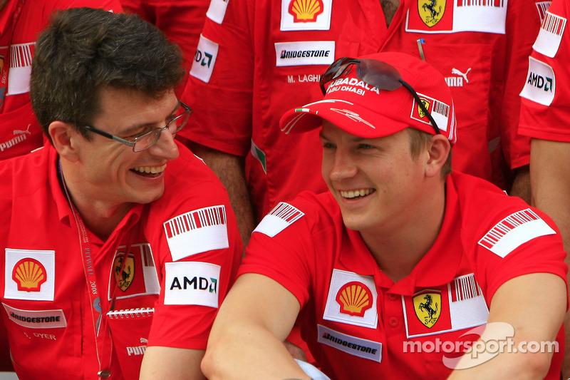 Grand Prix van Maleisië 2008: Ferrari