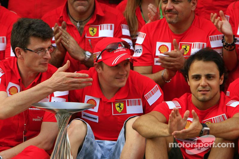 No GP da Malásia, quem venceu foi Raikkonen