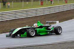 Philip Major - Fortec Motorsport at Lodge Corner