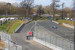 View of Oulton Park towards Lodge Corner