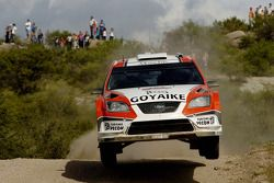 Luis Perez Companc and Jose Volta, Munch's Ford WRT Ford Focus RS WRC