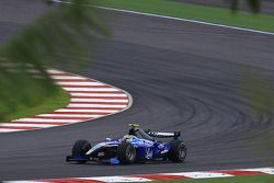 Marco Bonanomi of Piquet Sports