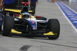 Christian Bakkerud of Super Nova Racing