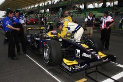 Fairuz Fauzy of Super Nova Racing