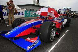 Bruno Senna of iSport International