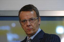 Organisation Director Gilles Martineau