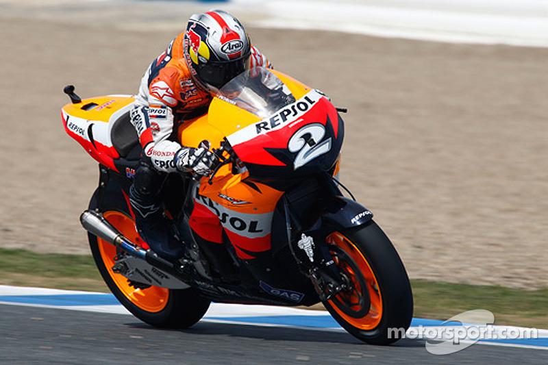 2008: Dani Pedrosa
