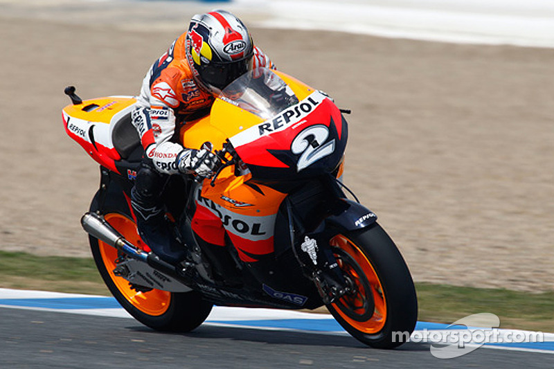 2008: MotoGP Spanyol