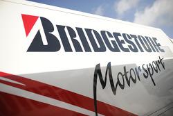 Camion Bridgestone