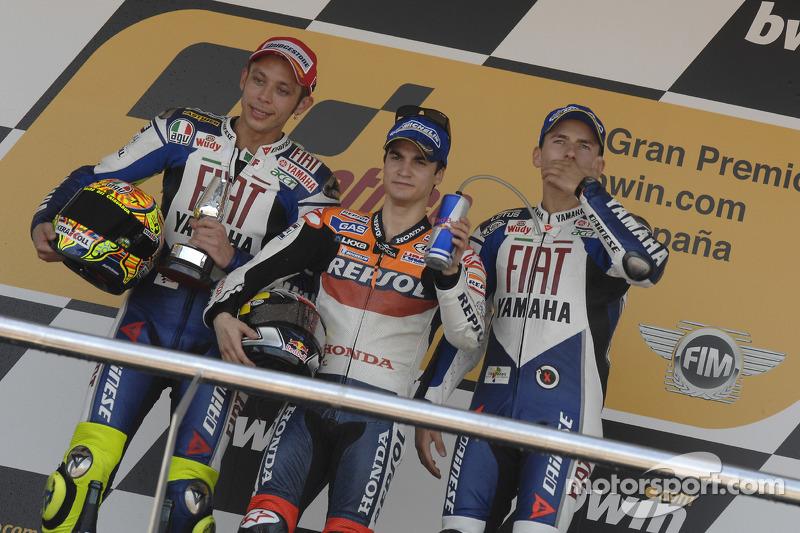 2008 - Dani Pedrosa (Honda)