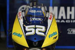 Мотоцикл Yamaha M1Джеймса Тоузленда