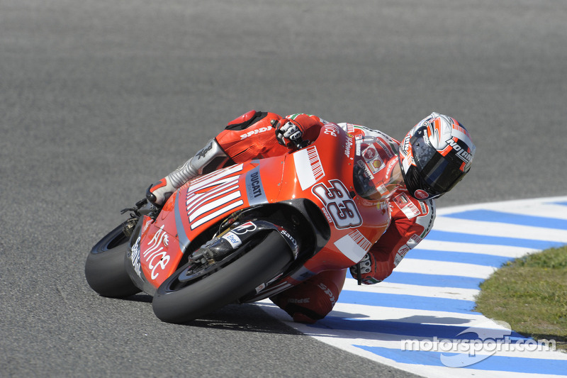 #33 Marco Melandri