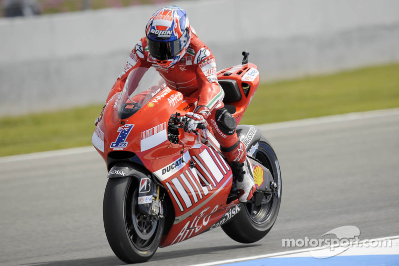 Ducati Desmosedici 2008 - Casey Stoner
