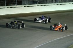 Race action into Turn One