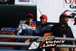 Podium: GT 2nd place Tim George Jr. and Spencer Pumpelly