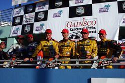 Podium: GT podium