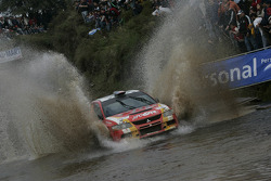 Martin Prokop and Jan Tomanek, Mitsubishi Lancer Evolution IX