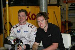 Nathan Freke and CR Crews
